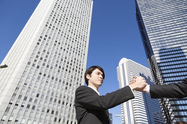 よい会社環境で営業成績も伸びる